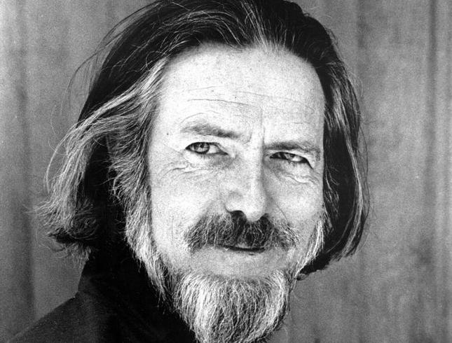If you're ever questioning your self-worth, just watch this short video from Alan Watts…