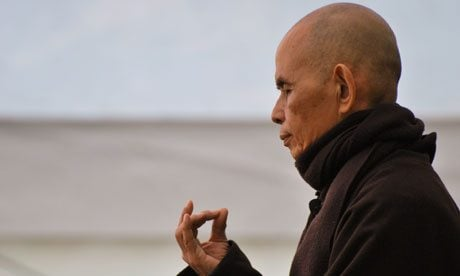 25 Profound Quotes From Thich Nhat Hanh That Will Make You Rethink Love, Life and Happiness