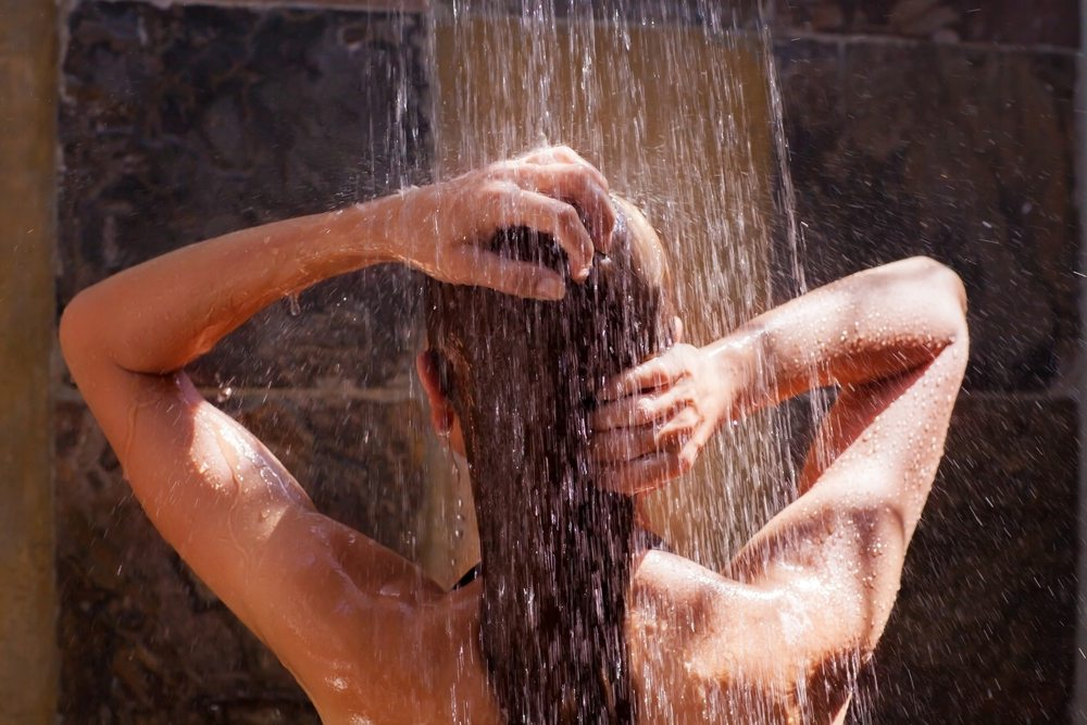 Are shower pics hot that