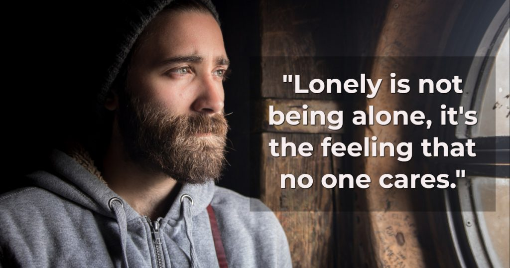 7 signs you're feeling lonely (and 17 things you can do about it)