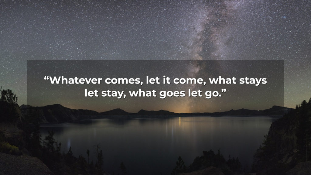 65 quotes on letting go that'll help you release your attachments - Hack  Spirit