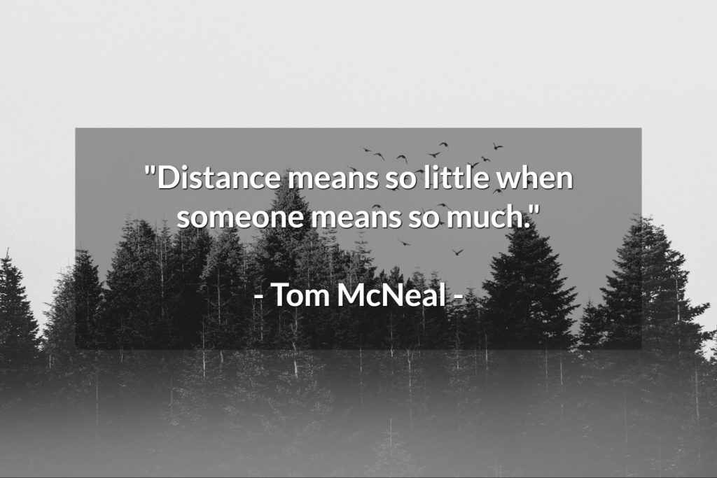 These 50 long distance relationship quotes will melt your
