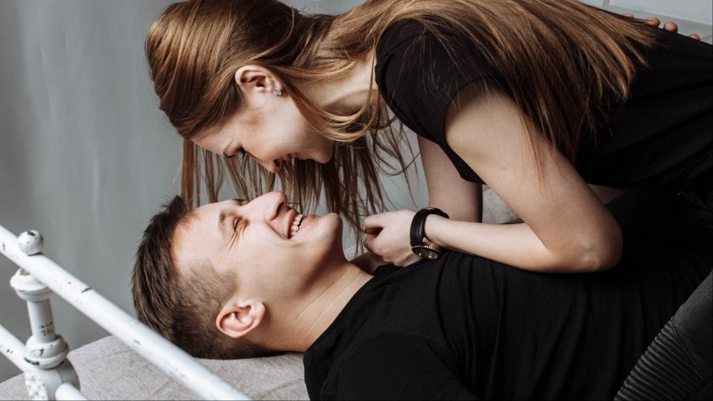 OLA: How to keep a man interested during hookup