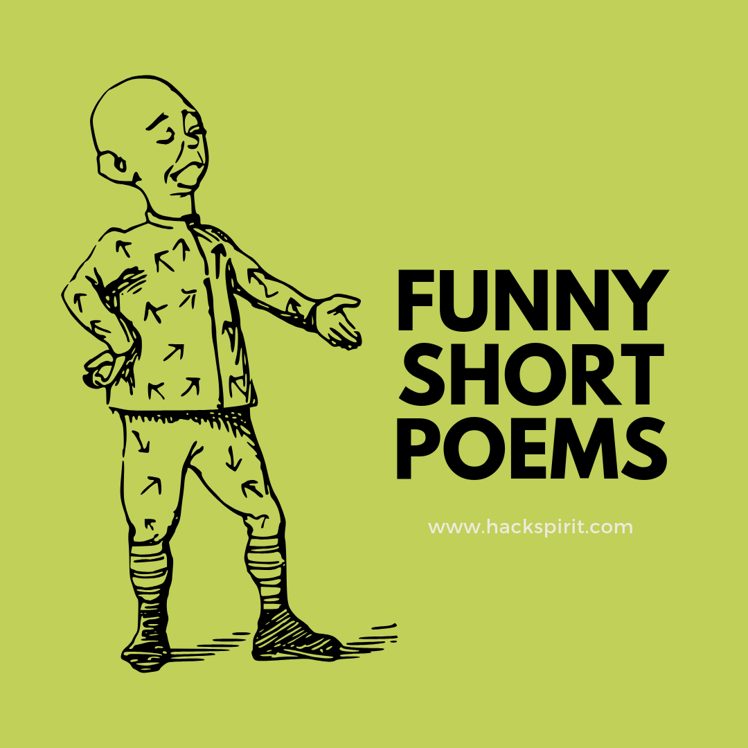 25 Best Known Short Poems Of All Time That Will Tug At