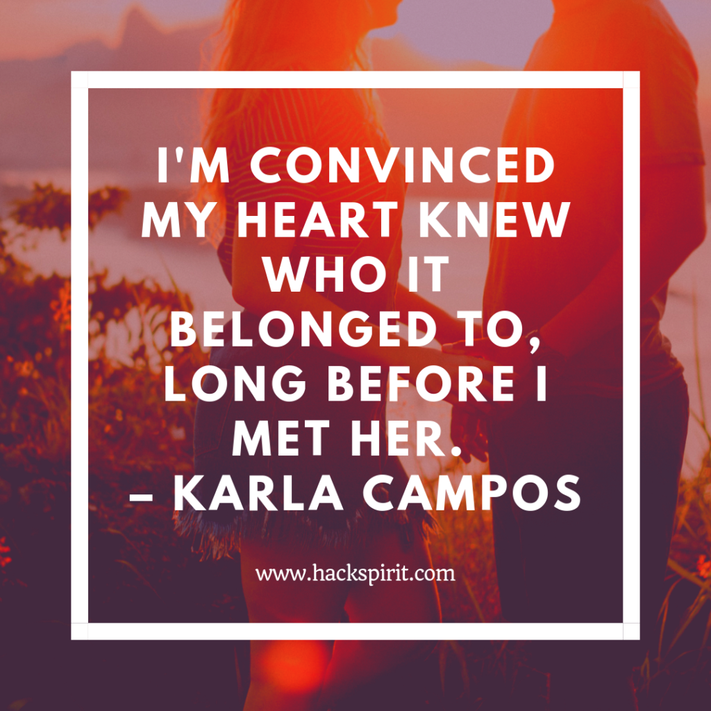 85 of the best soulmate quotes and sayings you'll surely