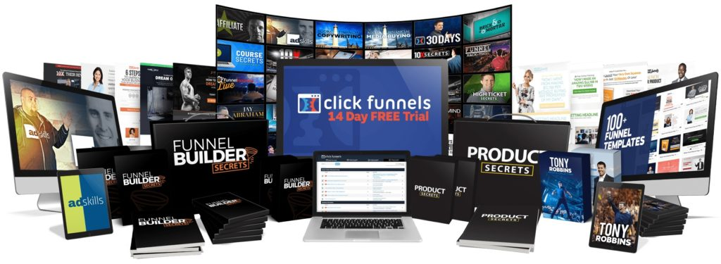 All about Clickfunnels 14 Day Free Trial