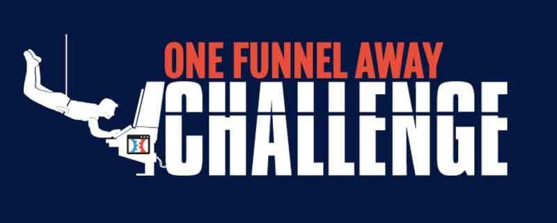 one funnel away challenge description